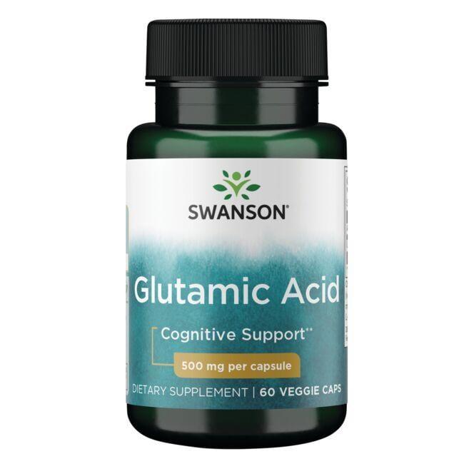 Swanson PremiumGlutamic Acid