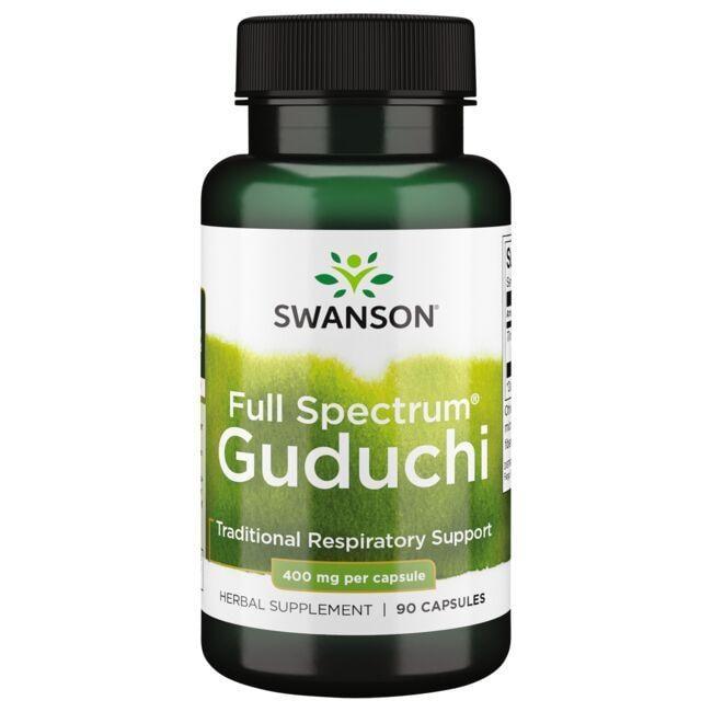 Swanson PremiumFull Spectrum Guduchi