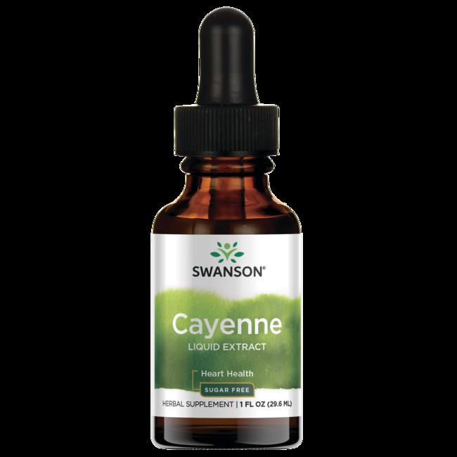 Swanson PremiumCayenne Liquid Extract