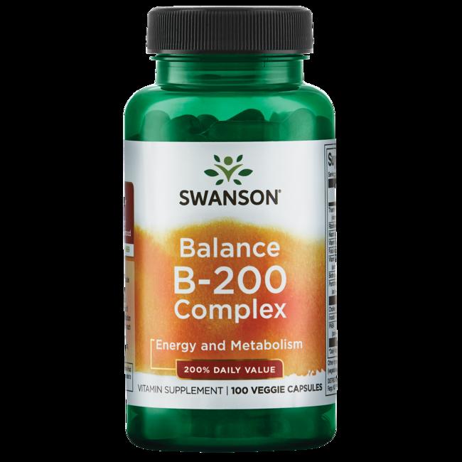 Swanson PremiumHigh Potency Balance B-200