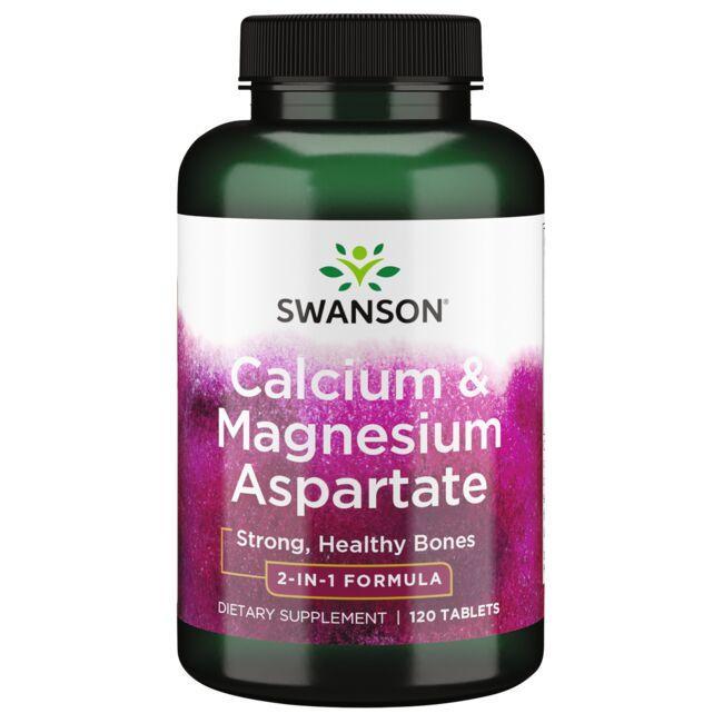Swanson PremiumCalcium/Magnesium (Aspartate Complex)