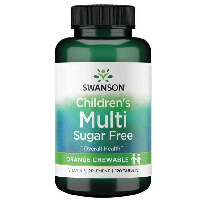 Swanson PremiumChildren's Chewable Multivitamin