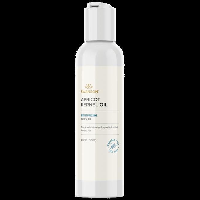 Swanson Premium100% Pure Apricot Kernel Oil