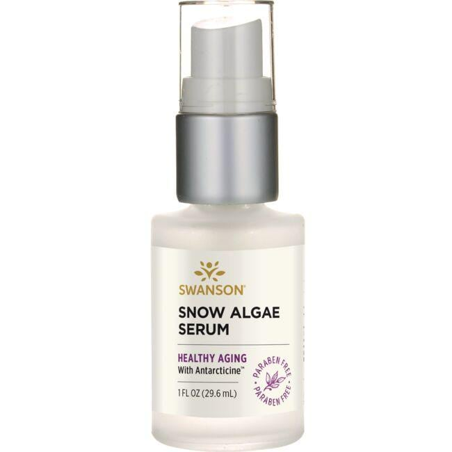 Swanson Premium Snow Algae Serum