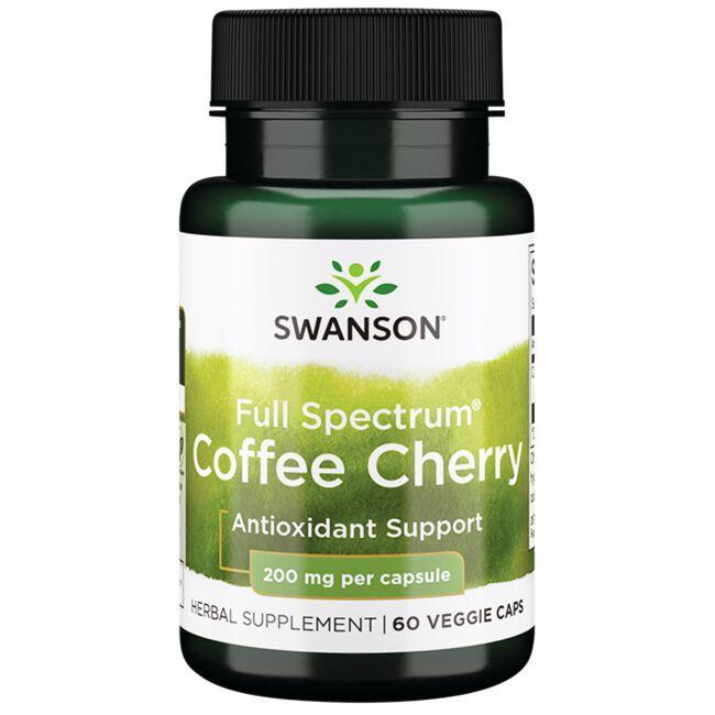 Swanson PremiumFull Spectrum Coffee Cherry