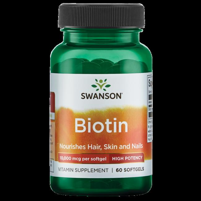 Swanson PremiumSuper Strength Biotin