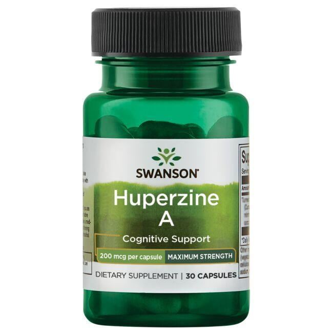 Swanson PremiumMaximum-Strength Huperzine A