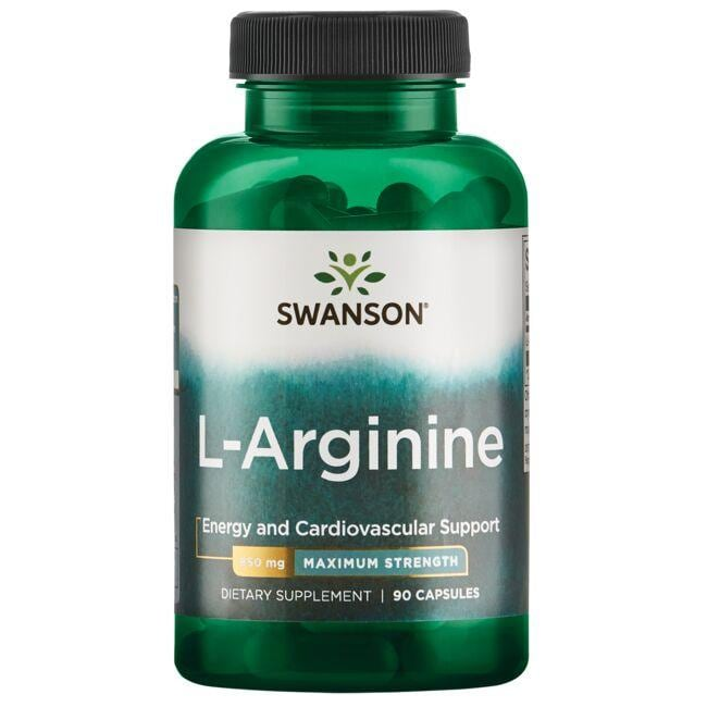 Swanson Premium L-Arginine - Maximum Strength