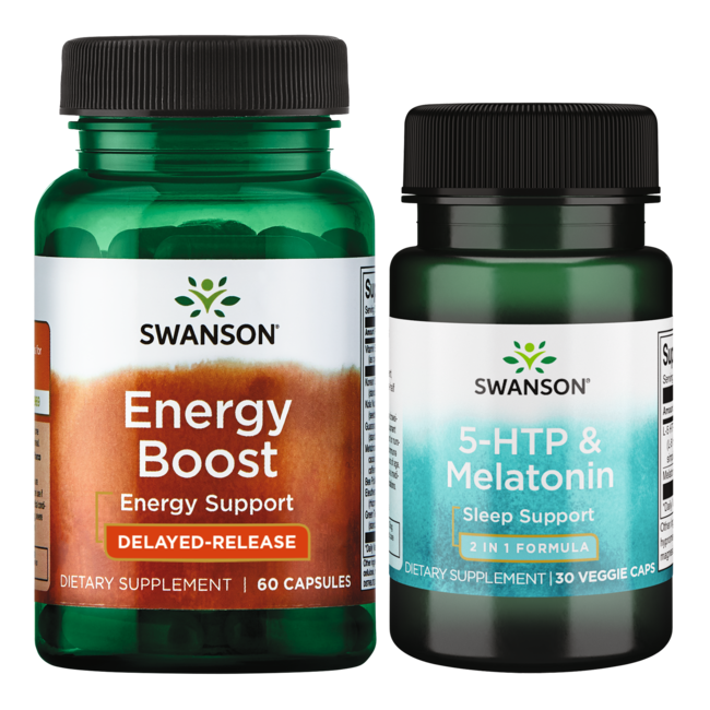 Swanson Health Products, Inc.Good Day, Good Night Bundle