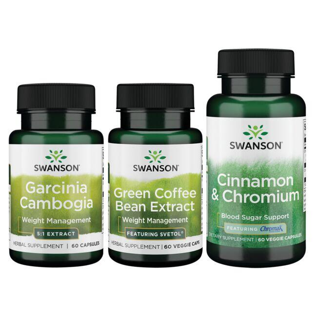 Swanson Health Products, Inc. Mighty Metabolism Bundle