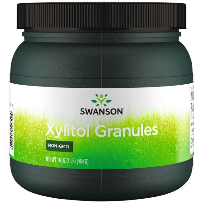 Swanson PremiumXylitol Granules - Non-GMO