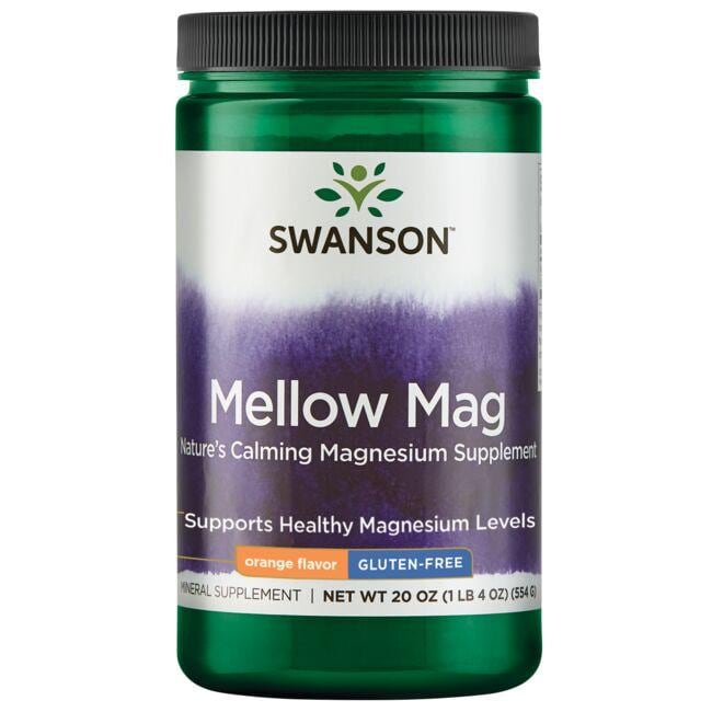 Swanson PremiumMellow Mag - Orange Flavor