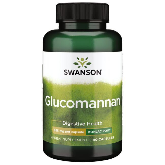 Swanson PremiumGlucomannan