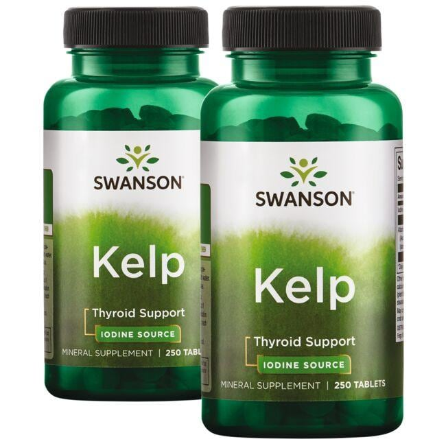 Swanson PremiumKelp Iodine Source - 2 Pack