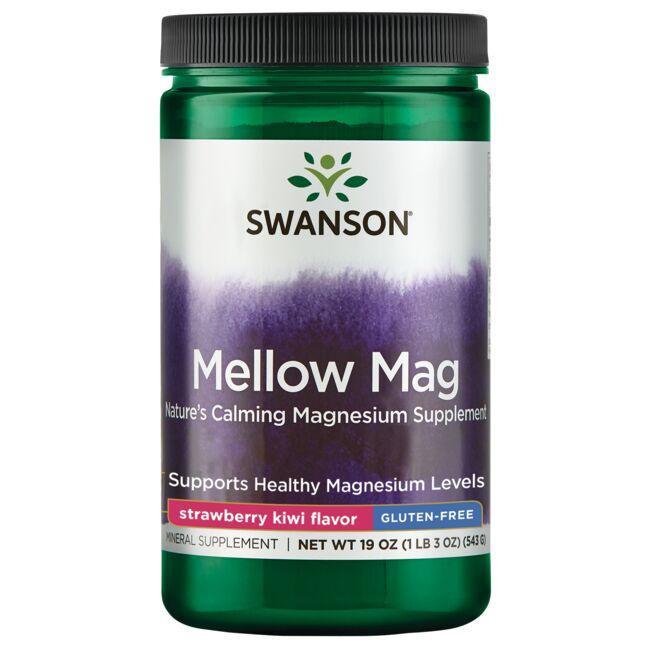 Swanson PremiumMellow Mag - Strawberry Kiwi Flavor