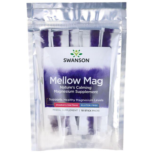 Swanson Premium Mellow Mag - Strawberry Kiwi