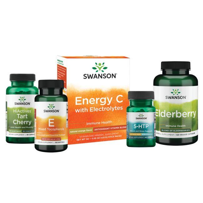 Swanson Health Products, Inc. Winter Antidotes Bundle