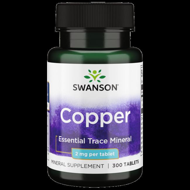Copper pills