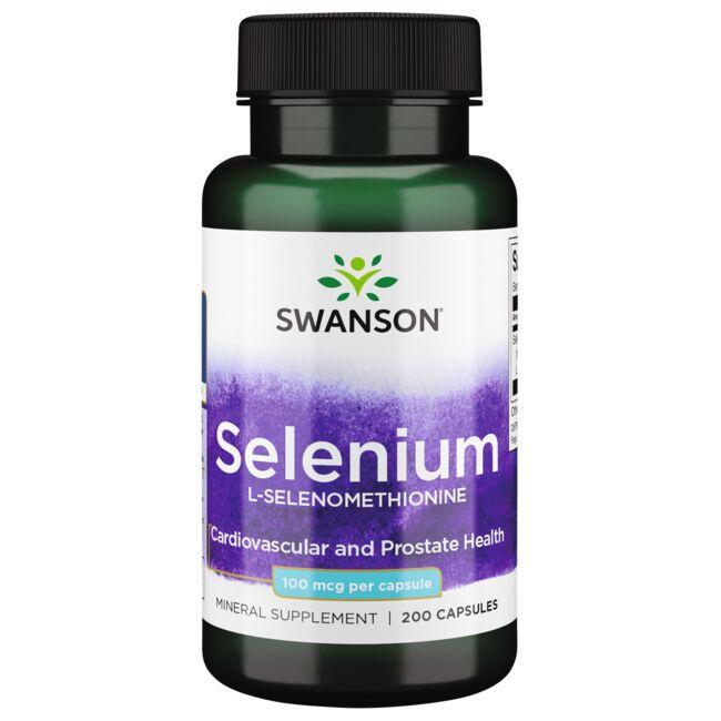 Swanson PremiumSelenium L-Selenomethionine