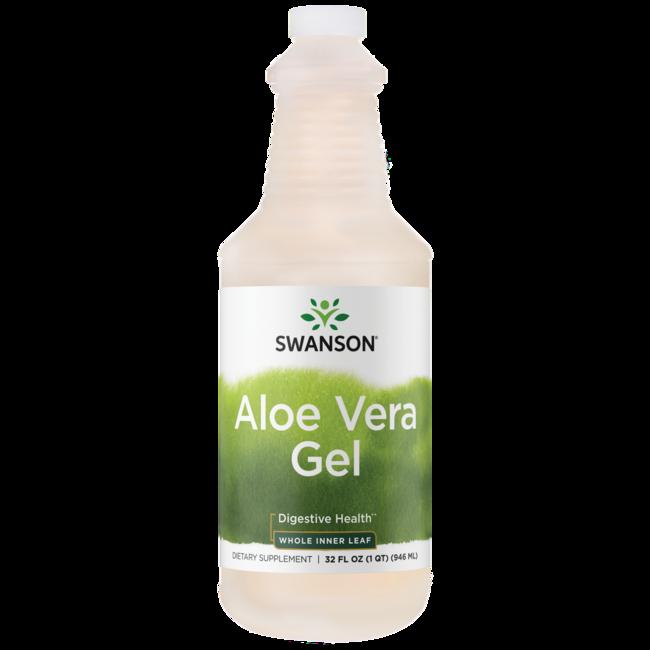 Swanson Premium Aloe Vera Gel