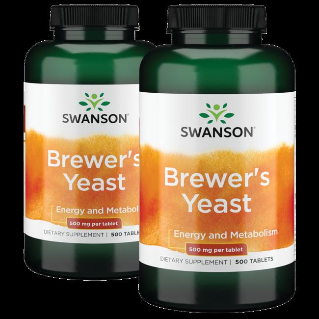 Swanson PremiumBrewer's Yeast