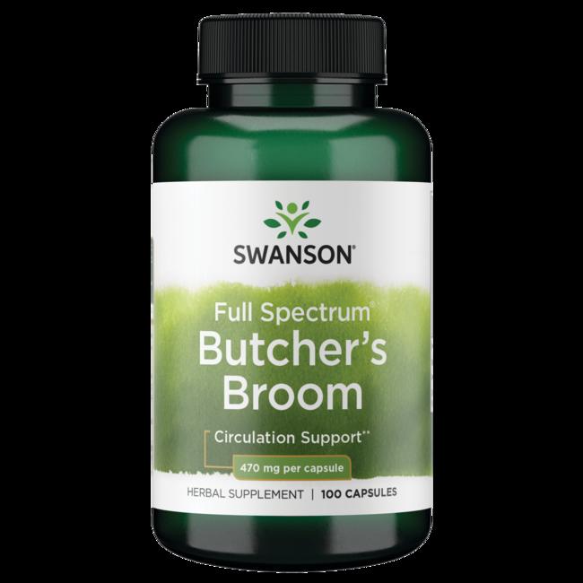 Swanson Premium Butcher's Broom
