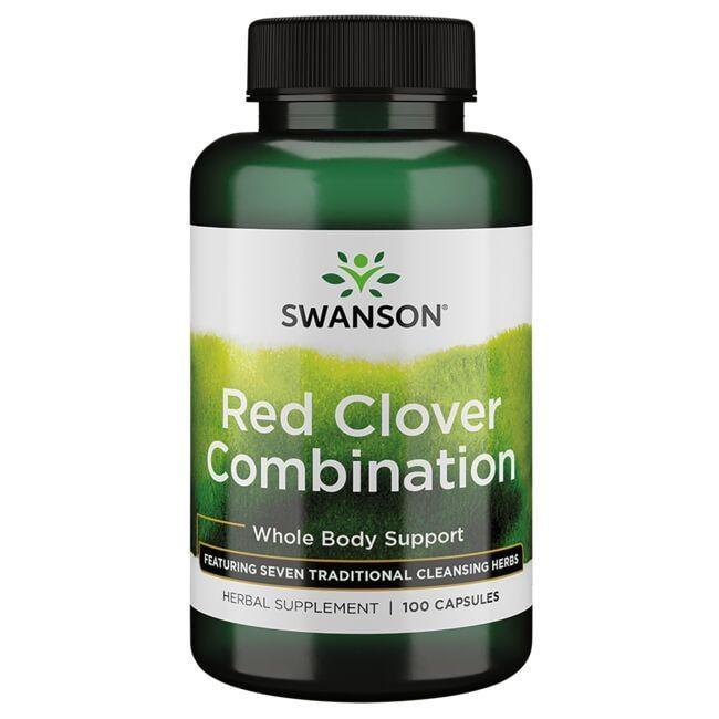 Swanson PremiumRed Clover Combination