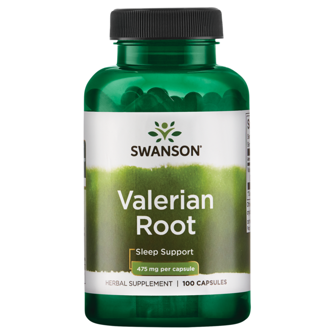 Valerian root review