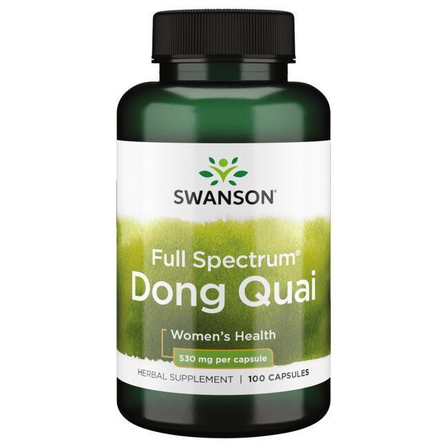 Swanson PremiumFull Spectrum Dong Quai