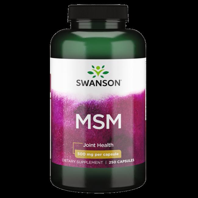 Swanson Premium MSM