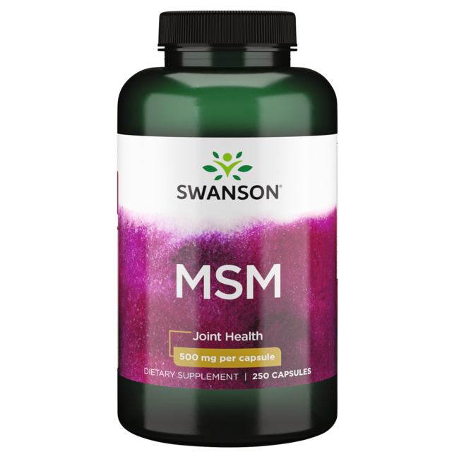 Swanson PremiumMSM