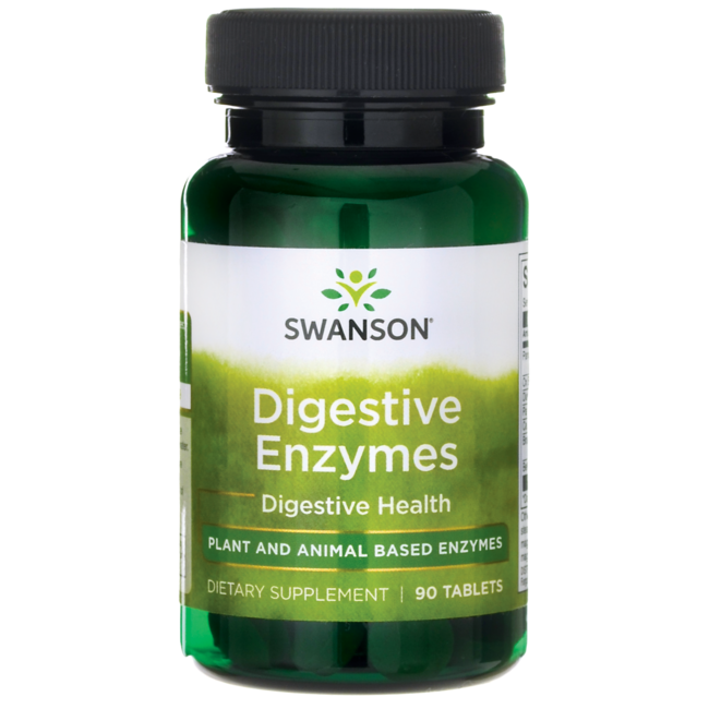 Swanson Premium Digestive Enzymes