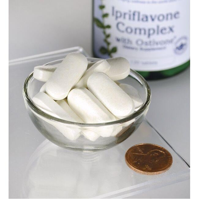 Swanson Premium Ipriflavone Complex - Featuring Ostivone Close Up