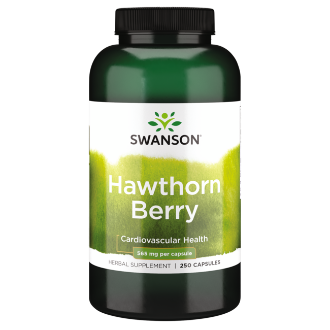 Swanson PremiumHawthorn Berries