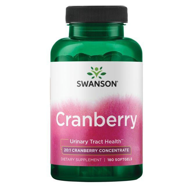 Swanson PremiumCranberry 20:1 Concentrate