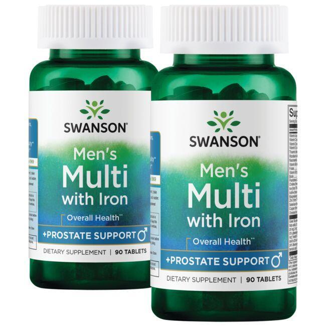 Swanson PremiumMulti Men's Prime