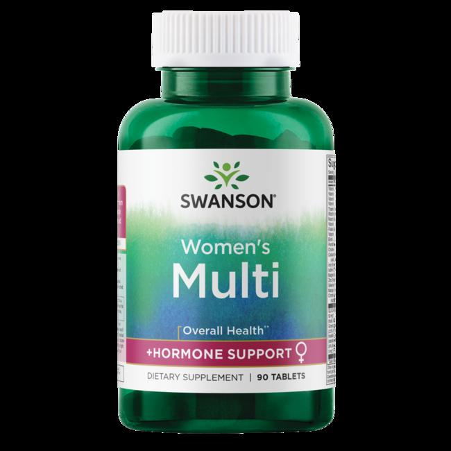 Swanson Premium Women's Prime Multivitamin