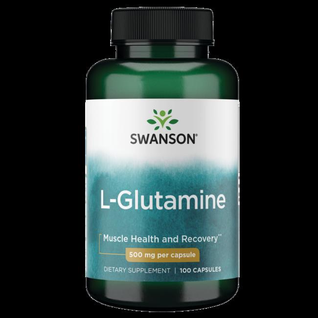 Swanson Premium L-Glutamine
