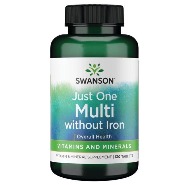 Swanson PremiumCentury Formula Multivitamin without Iron