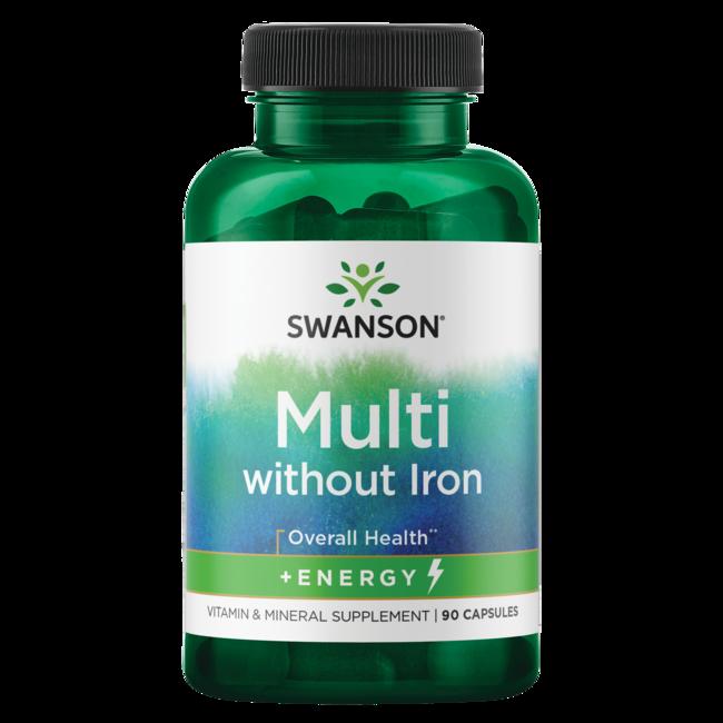 Swanson Premium Active One without Iron