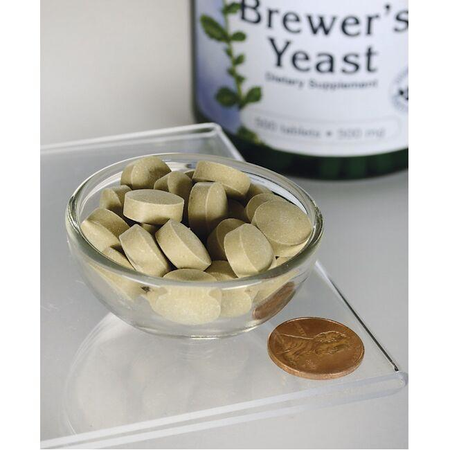 Swanson PremiumBrewer's Yeast Close Up