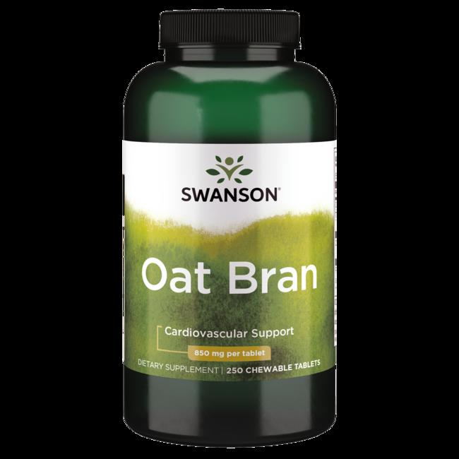 Swanson Premium Oat Bran