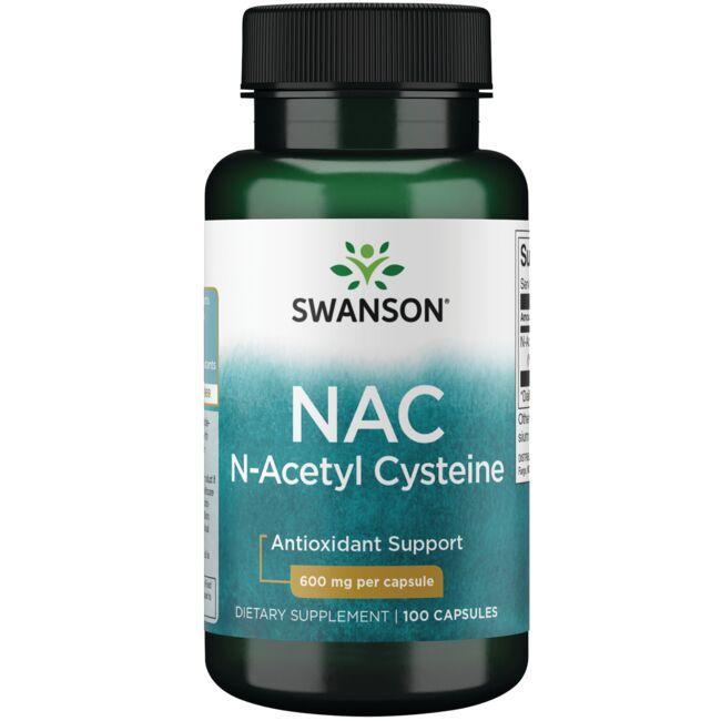 Swanson PremiumN-Acetil Cisteína