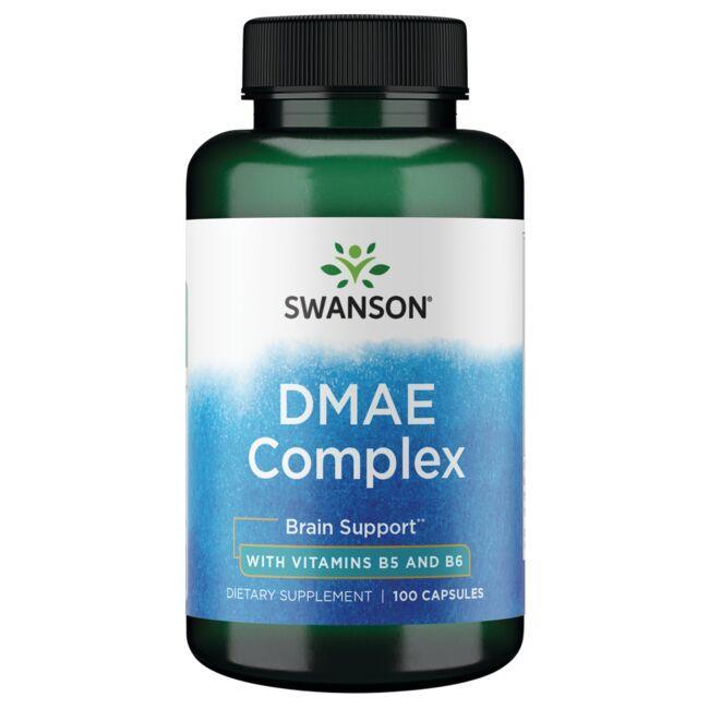 Swanson PremiumDMAE Complex