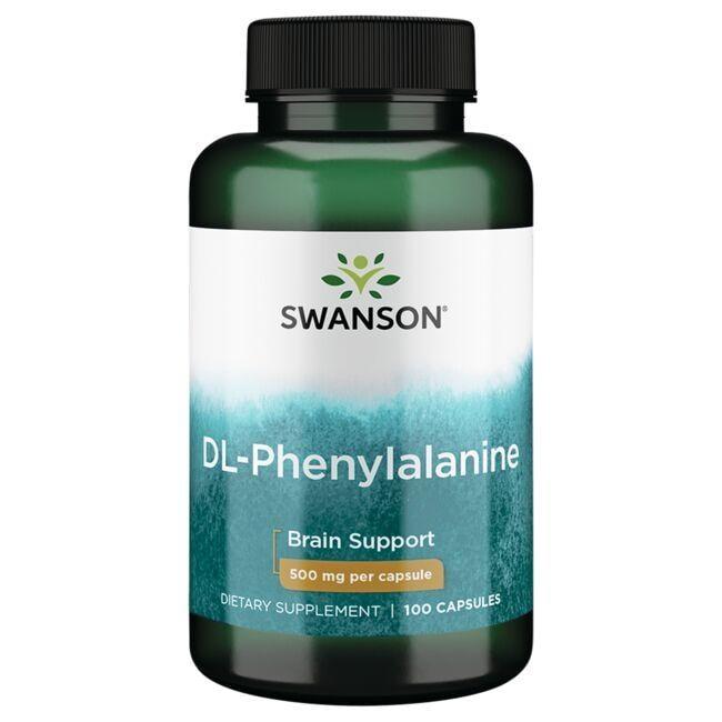 Swanson PremiumDL-Phenylalanine