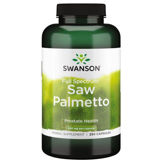Swanson Premium Full Spectrum Saw Palmetto