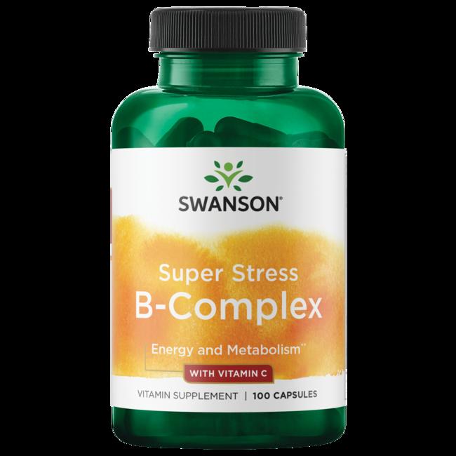swanson vitamin b complex