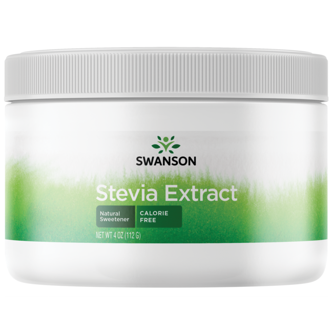 Swanson Premium Stevia Extract Powder