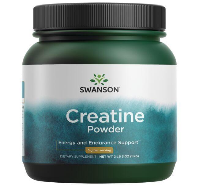 Swanson PremiumCreatine Powder - Featuring Creapure