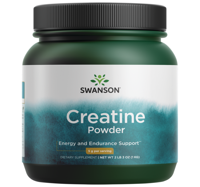 Swanson PremiumCreatine Powder